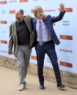 """Free Birds"" premiere held in Los Angeles"