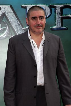 """Alfred Molina arrives at """"The Sorcerer's Apprentice"""" Premiere in New York"""