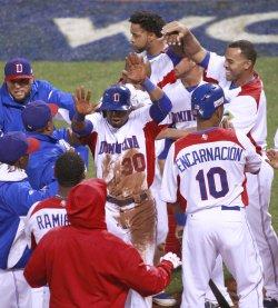 World Baseball Classic Championship Dominican Republic vs Puerto Rico in San Francisco