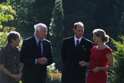 Earl and Countess of Wessex visit Ottawa