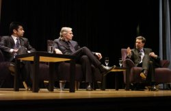 MOTION PICTURE ASSOCIATION HOLDS PANEL ON SHOW BUSINESS