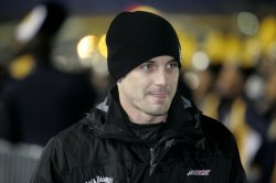 NASCAR driver Casey Mears at Banking 500 race at Lowe's Motor Speedway in Concord, North Carolina