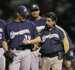 MLB MILWAUKEE BREWERS VS CHICAGO CUBS
