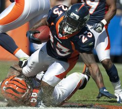Denver Broncos Host the Cincinnati Bengals in Denver