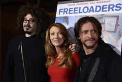 "Premiere of the film ""Freeloaders"" in Los Angeles"