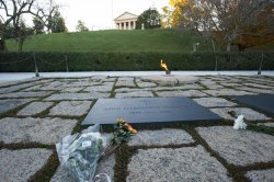 50th Anniversary of JFK Assassination at Arlington National Cemetery
