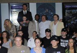 """G.I. Joe: The Rise of Cobra"" screening at Andrews Air Force Base"