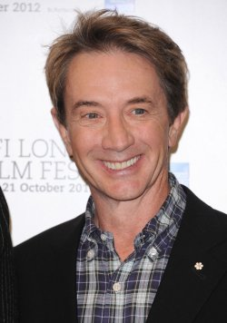 "Martin Short attends ""Frankenweenie 3D"" photocall in London"