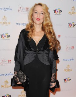 "Jerry Hall attends ""The Noble Gift Gala"""