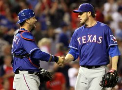 Texas Rangers vs St. Louis Cardinals