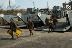 U.S. Marines, Sailors land in Puerto Rico, assist in relief efforts