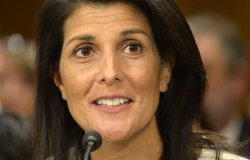 Senate Committee holds hearings on Haley UN nomination
