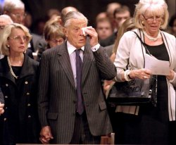 Katharine Graham's funeral services