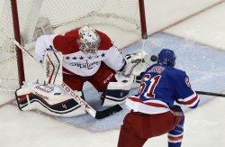 New York Rangers vs Washington Capitals