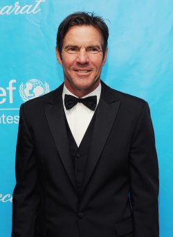 Dennis Quaid attends the UNICEF Ball in Beverly Hills, California