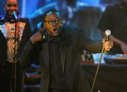 Bobby Brown performs at the Soul Train Awards 2012 in Las Vegas