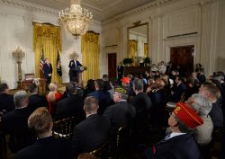 """President Trump signs """"VA Accountability and Whistleblower Protection Act"""""""