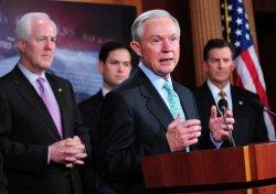 Sen. Sessions calls to cancel the July 4th Senate recess in Washington