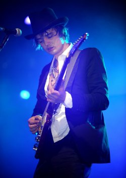 Babyshambles perform at the Leeds Festival