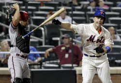 Mets vs Diamondbacks at Citi Field