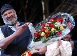 "HARVEY FIERSTEIN OPENS IN BROADWAY MUSICAL ""FIDDLER ON THE ROOF"""