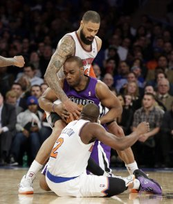 New York Knicks vs Sacramento Kings