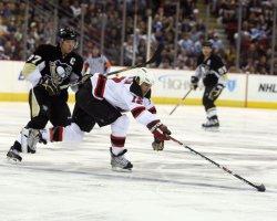Pittsburgh Penguins vs New Jersey Devils