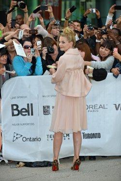 Jennifer Morrison attends 'August: Osage County' world premiere at the Toronto International Film Festival