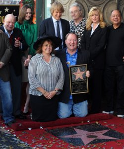 John Lasseter receives star on Hollywood Walk of Fame in Los Angeles