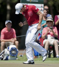 Second round of the THE PLAYERS Championship in Jacksonville Florida