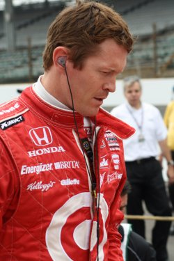 Scott Dixon qualifies in 16th starting position at the Indianapolis Motor Speedway