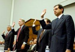 WorldCom Executives testify before Congress