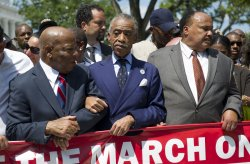 50th anniversary of the March on Washington