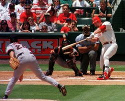 St. Louis Cardinals vs San Francisco Giants baseball