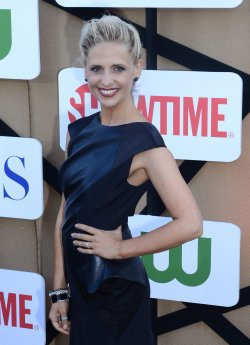 Cast members attend CBS and Showtine summer TCA party in Beverly Hills, California