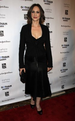 Vera Farmiga arrives for the Gotham Independent Film Awards in New York