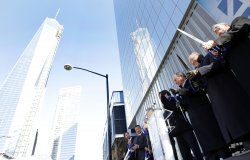 Opening of the new 4 World Trade Center