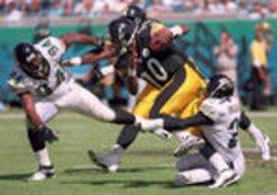 Pittsburgh Steelers vs. Jacksonville Jaguars