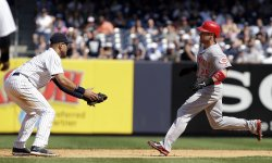Cincinnati Reds vs New York Yankees
