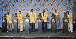 2011 Pro Football Hall of Fame Class