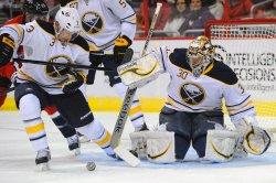 Washington Capitals vs Buffalo Sabres in Washington