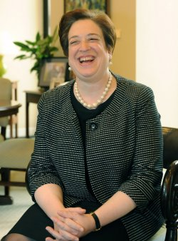 Supreme Court nominee Kagan meets with Sen. Cardin in Washington