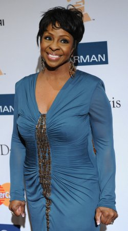 Gladys Knight attends the annual Clive Davis pre-Grammy party in Beverly Hills