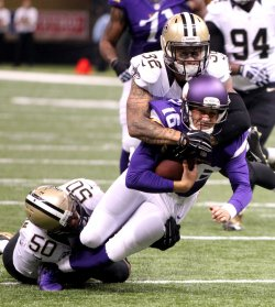 New Orleans Saints vs Minnesota Vikings