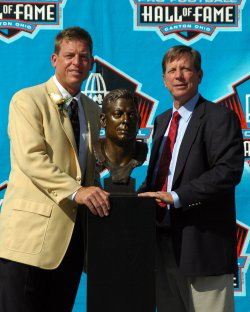 TROY AIKMAN AND NORV TURNER