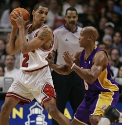 LOS ANGELES LAKERS VS CHICAGO BULLS