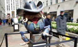 Faberge Big Egg Hunt in New York