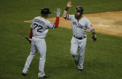 ALCS Game 5 Boston Red Sox at Detroit Tigers