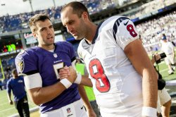 Houston Texans vs Baltimore Ravens