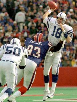 Buffalo Bills vs Indianapolis Colts